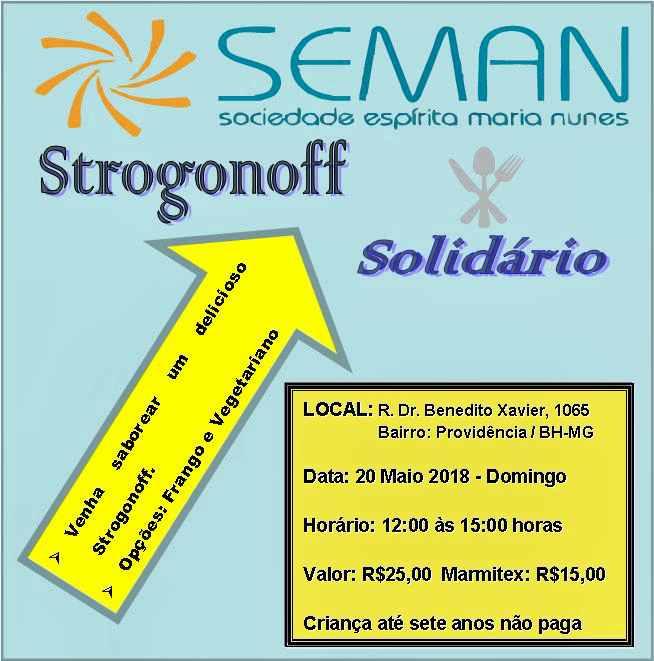 strogonof solidario