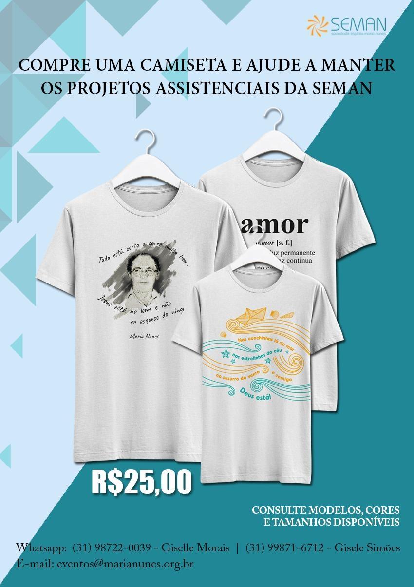 compre a camiseta